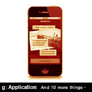 g:Application10 more things