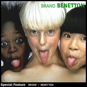 SPECIAL FEATUREBRAND / BENETTON - A Colorful World