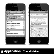g: ApplicationTravel Maker